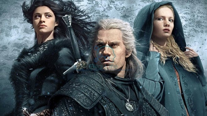 the witcher izle